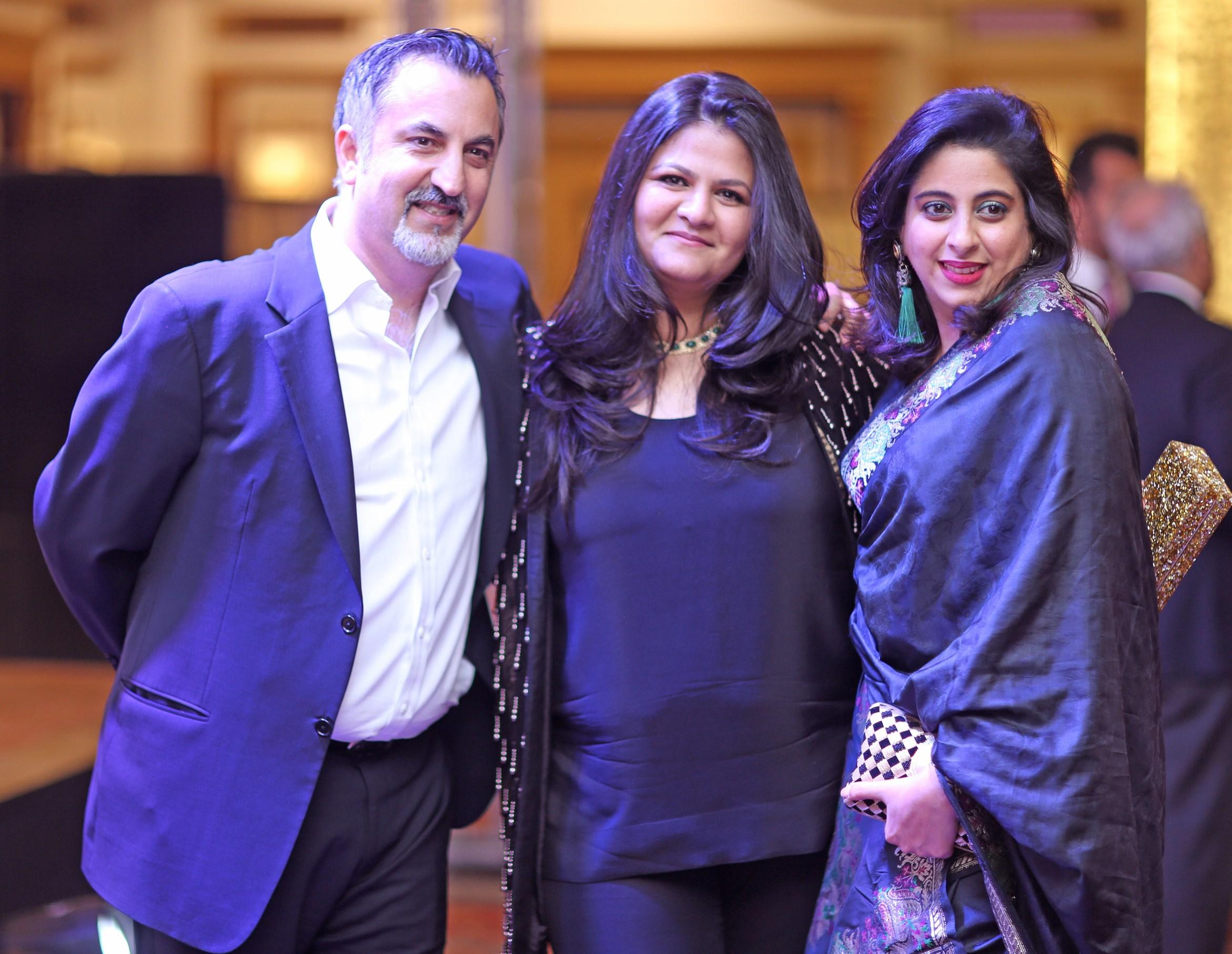 Masood Afridi, Sumeriah Hashwani, Nadia