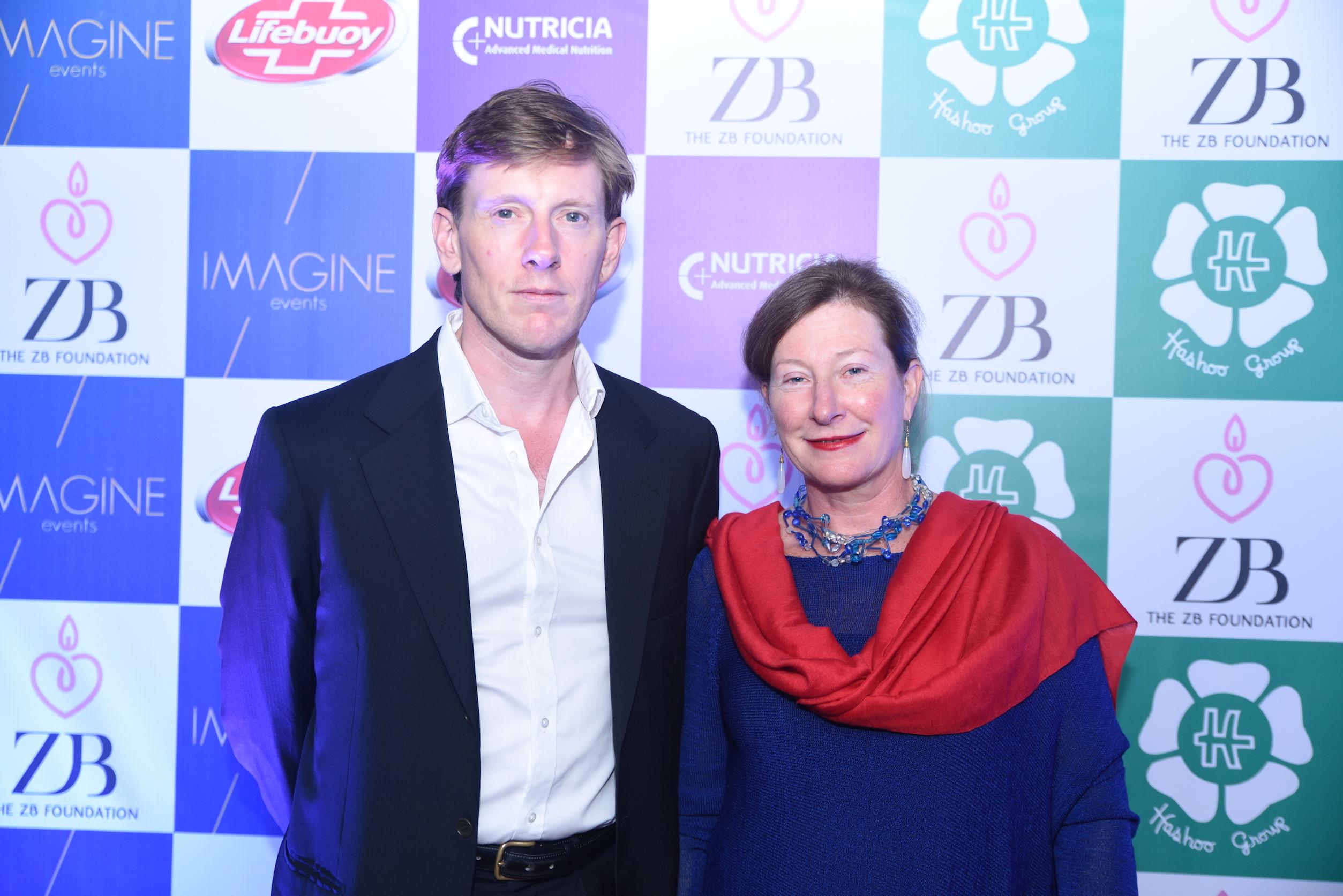 Richard Crowder Deputy British High Commissioner to Pakistan