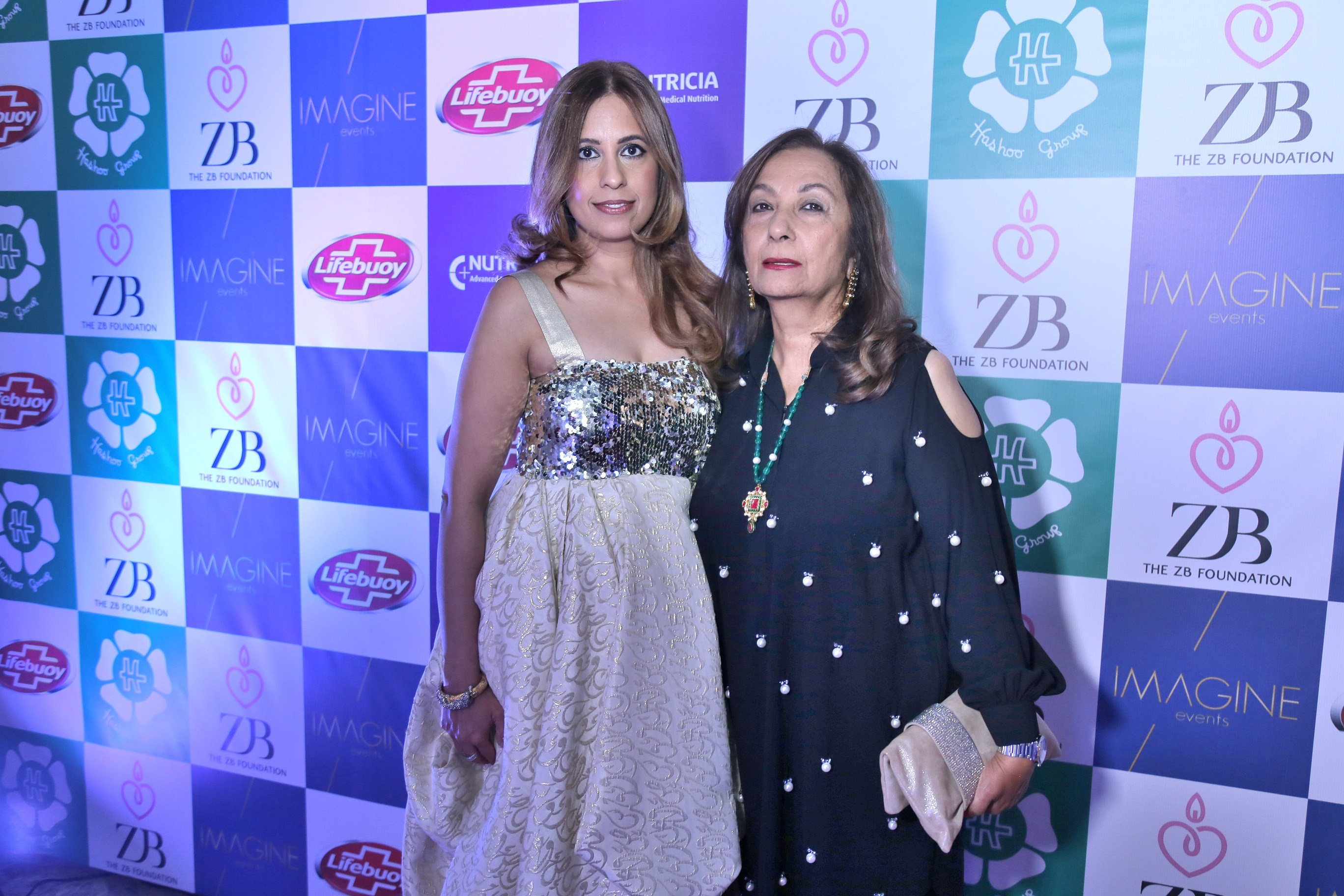 Sehr Amjad Ismail and Mrs Maliha Amjad