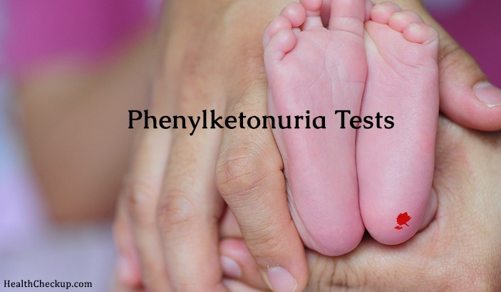 Phenylketonuria-Tests