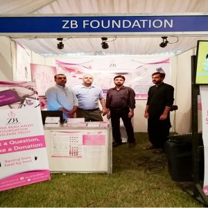 The ZB Foundation at Hashoo Foundation Health Fest 2018