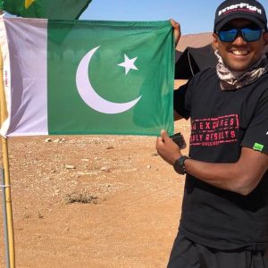 One in a thousand at Marathon des Sables 2019